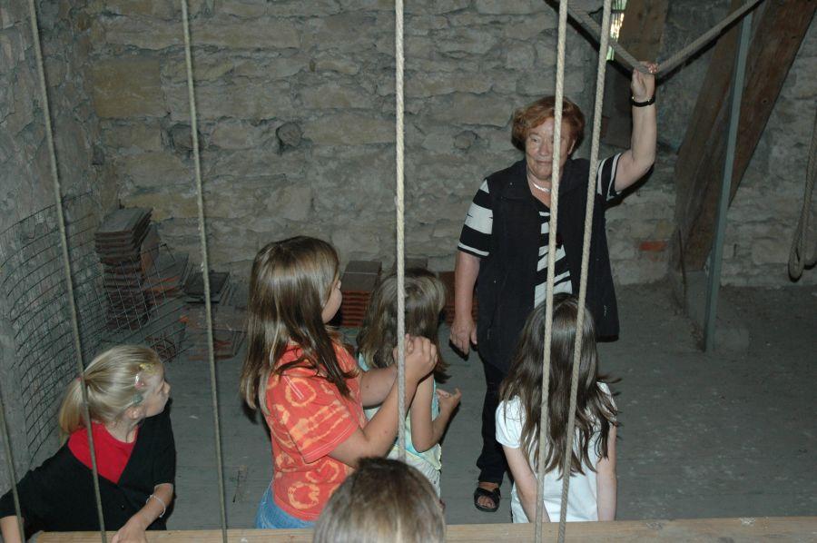 Der Wehrturm in Endersbach