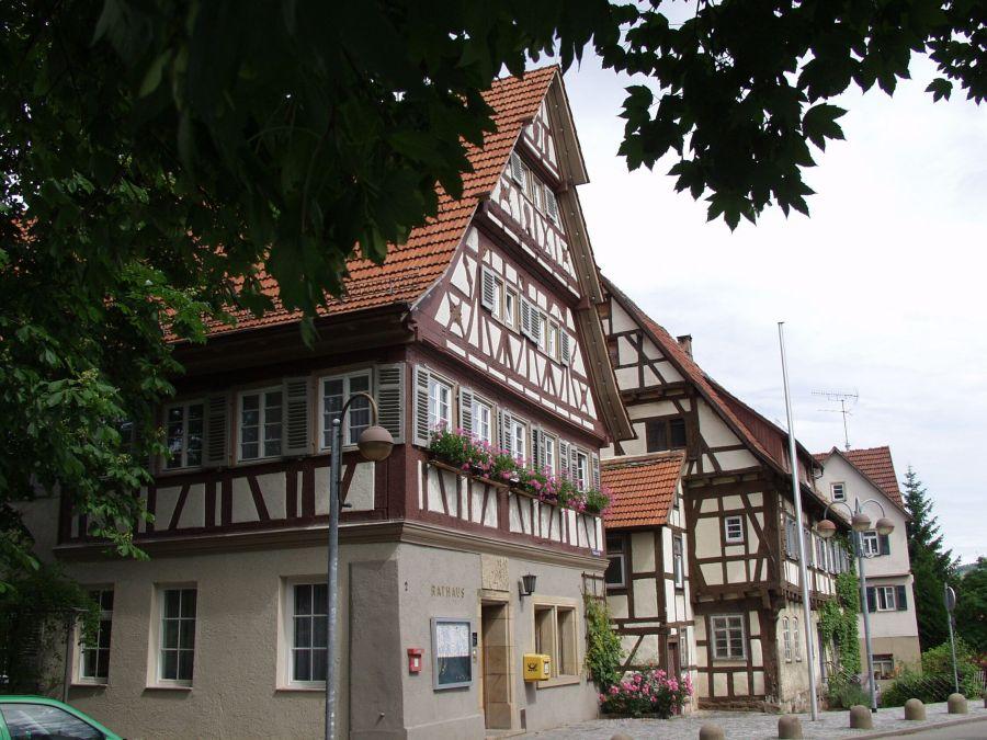 Fachwerk in Endersbach