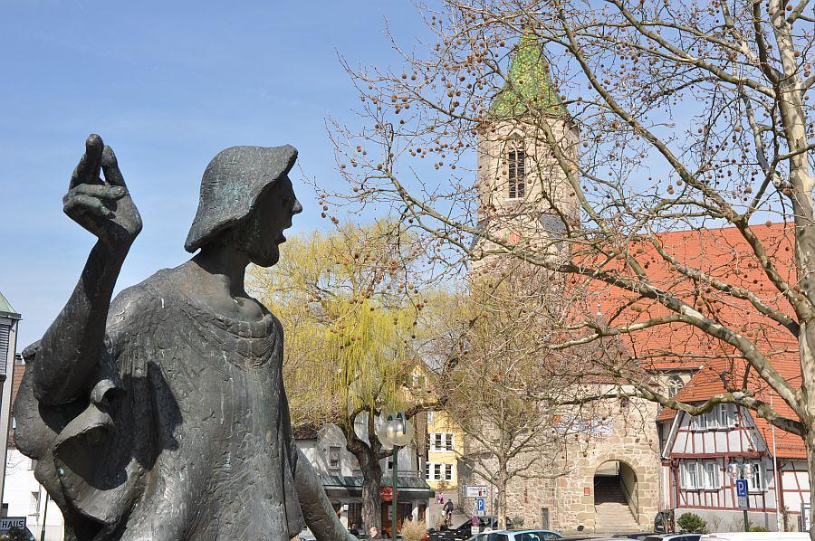 Marktplatz Beutelsbach