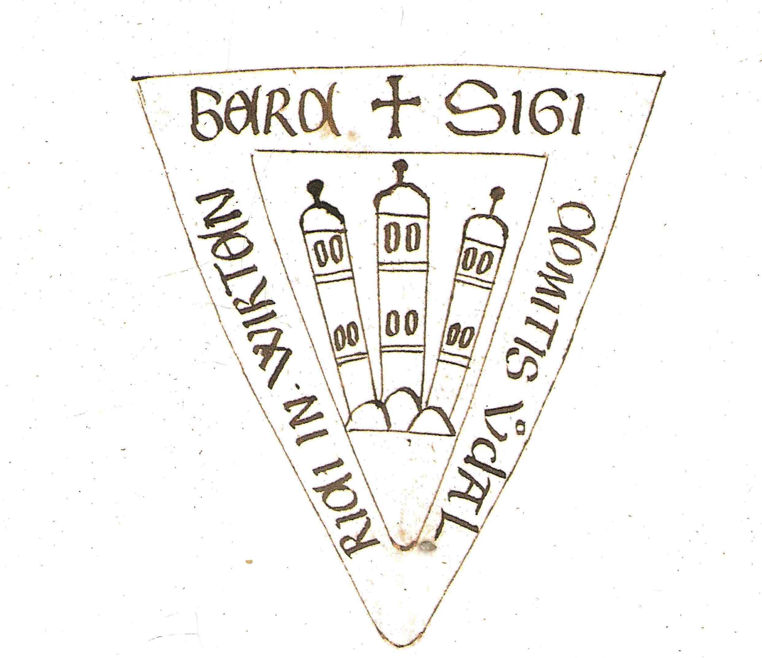 älteste Urkunde des Stadtteils Schnait
