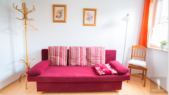 Zimmer Sila 2 rechts Sofa