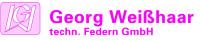 Logo Georg Weißhaar techn. Federn GmbH