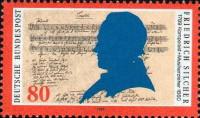 Einzige Sonderbriefmarke aus Weinstadt