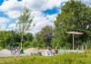 Der Bürgerpark in Weinstadt
