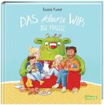 """Buchcover """"Das kleine Wir zu Hause"""""""