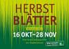 Herbstblätter 16.10. bis 28.11.2021