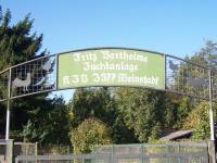 Kleintierzuchtanlage zwischen Endersbach und Strümpfelbach