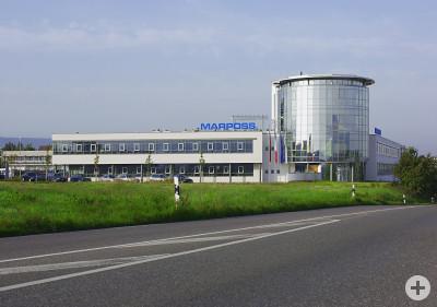 Firmengebäude in Weinstadt