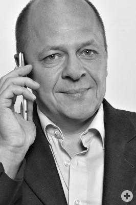 Bild von Firmeninhaber Uwe M. Haase
