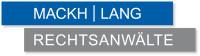 Logo MACKH-LANG Rechtsanwälte Partnerschaft mbB