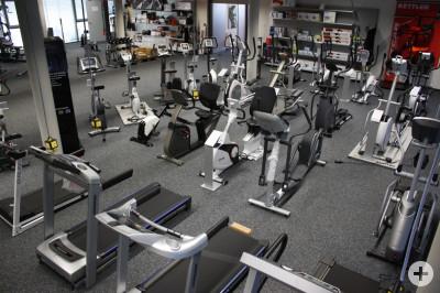 Fitnessgeräte und Sportnahrung zum günstigen Preis
