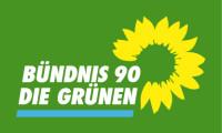 Grünes Logo