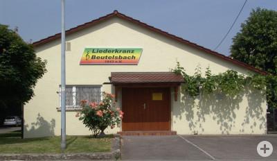 Unser Sängerheim