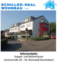 Reihen- u. Doppelhäuser Beutelsbach