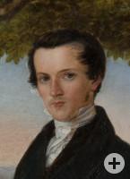 Friedrich Silcher, um 1822