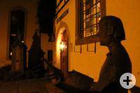 Silcher-Museum bei Nacht