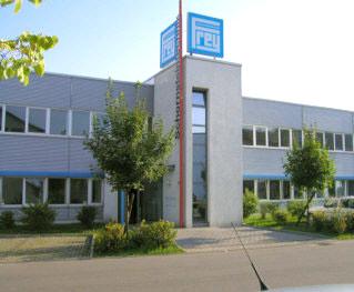Firmenstammsitz in Weinstadt