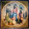 """Das Gemälde """"Jesus bei Maria und Martha"""""""