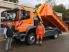 Neuer LKW für den Baubetriebshof Weinstadt