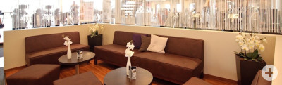 WN: Lounge Bereich