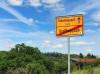 Ortsschild Weinstadt