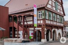 Das Württemberg-Haus in Beutelsbach