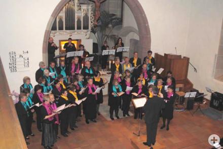 Evangelischer Kirchenchor Strümpfelbach 75 Jahre Bild1