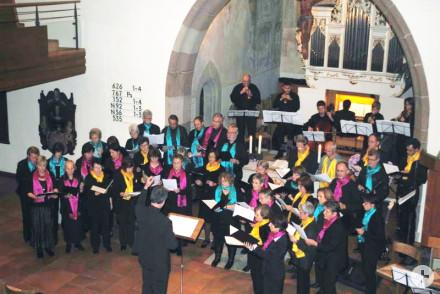 Evangelischer Kirchenchor Strümpfelbach 75 Jahre Bild 2