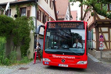 Linienbus Citaro