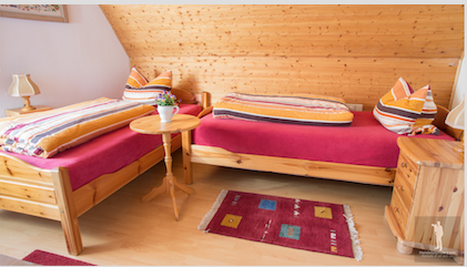 FW Sila 2 Zimmer links 2 Betten
