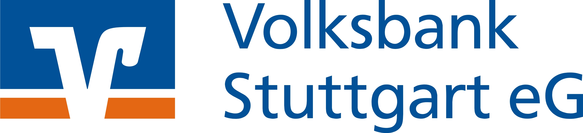 Logog der Volksbank Suttgart eG
