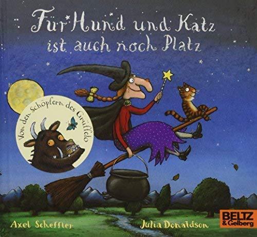 """Buchcover """"Für Hund und Katz ist auch noch Platz"""""""