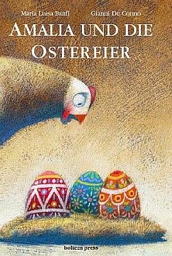 """Buchcover """"Amalia und die Ostereier"""""""