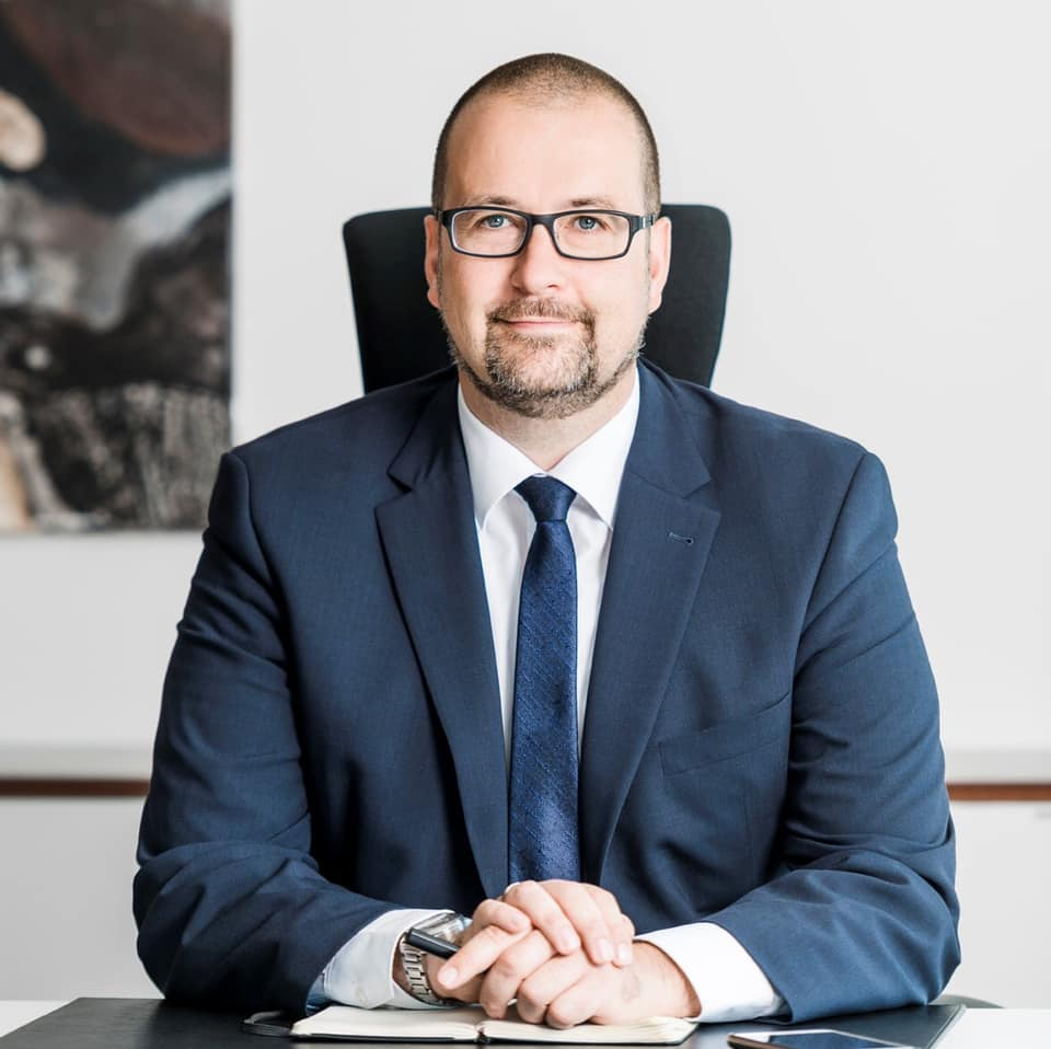 Oberbürgermeister Michael Scharmann