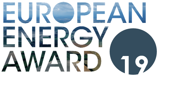 Logog des European Energy Award 2019