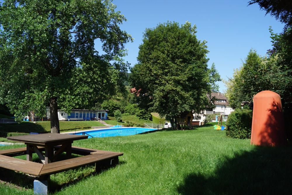 Freibad Strümpfelbach