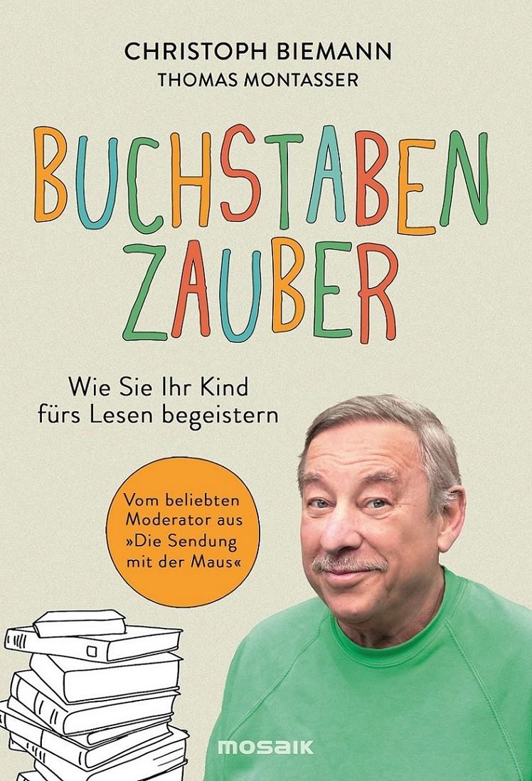 """Buchcover """"Buchstabenzauber"""""""