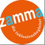 "Logo des Projekts ""Zamma - die Integrationsbegleiter"""