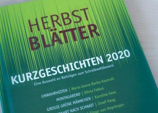 Kurzgeschichtenbuch von Weinstadt