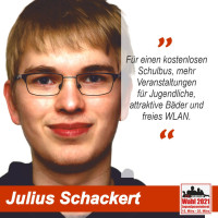Julius Schackert