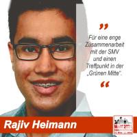 Rajiv Heimann
