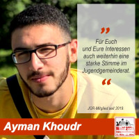 Ayman Khoudr